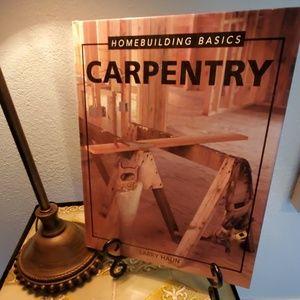 HomeBuilding Basics: Carpentry Book by Larry Hahn